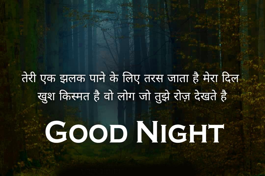 Shayari Good Night Images 13