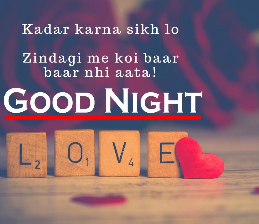 Shayari Good Night Images 8