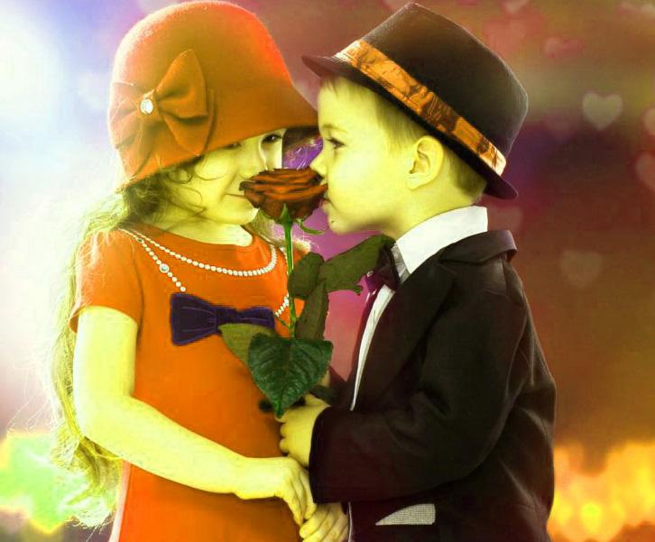 Cute Boys Girls Whatsapp DP Images 1