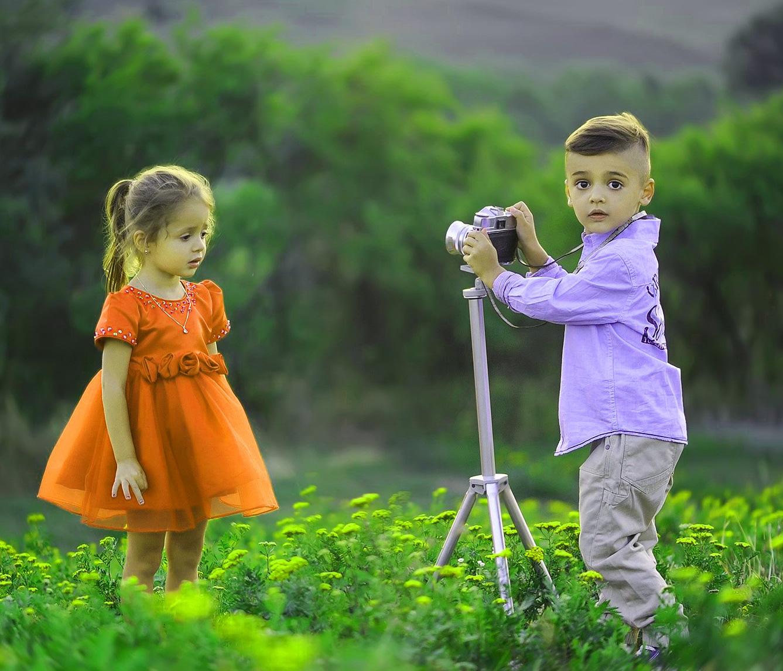 Cute Boys Girls Whatsapp DP Images 5