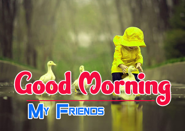 Funny Good Morning Wallpaper 4