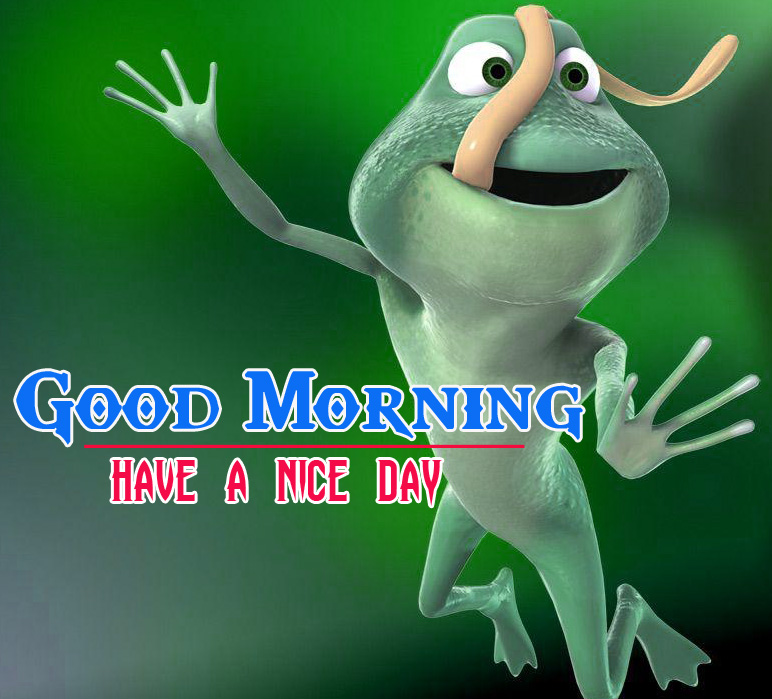 Funny Good Morning Wallpaper 7