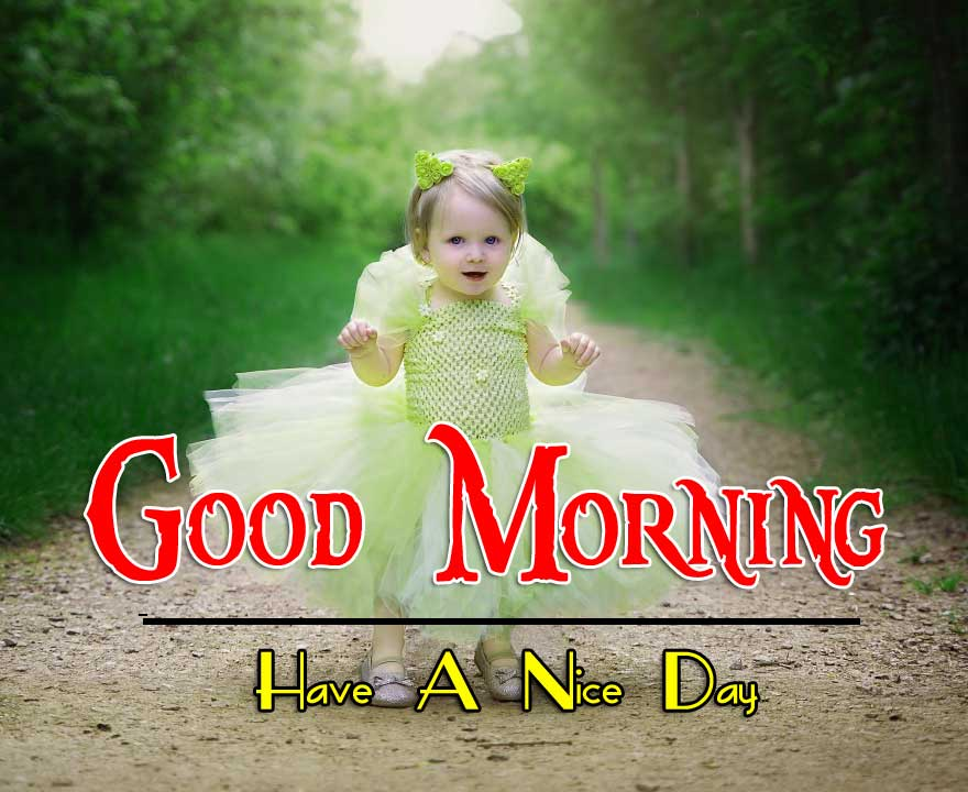 Girl Good Morning Images 1