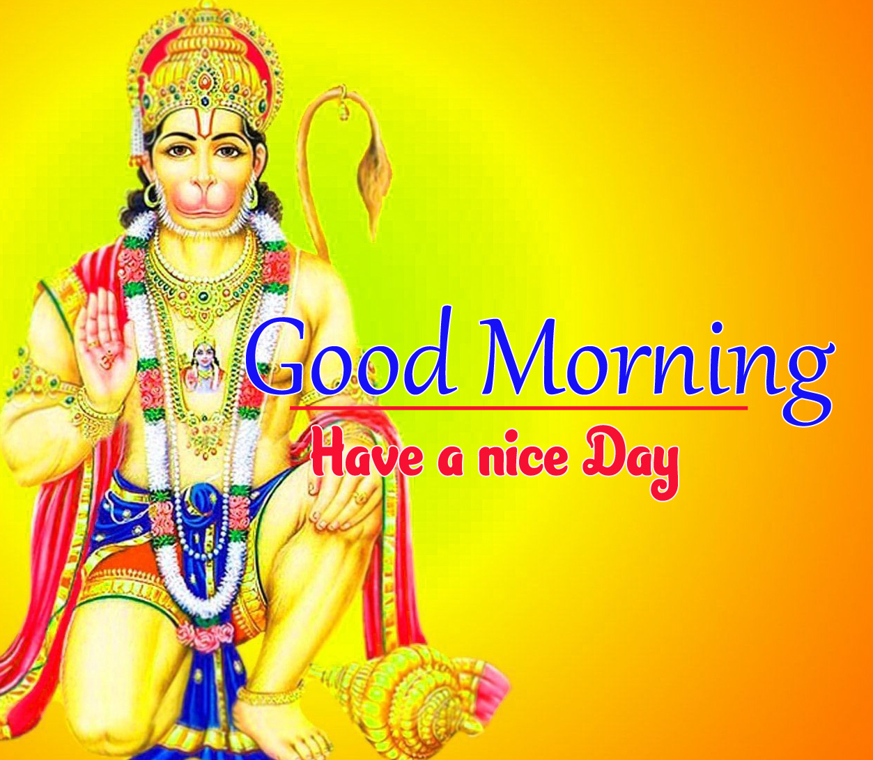 Happy Shubh Mangalwar Good Morning Images 2