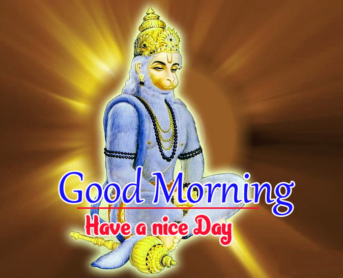 Happy Shubh Mangalwar Good Morning Images 3