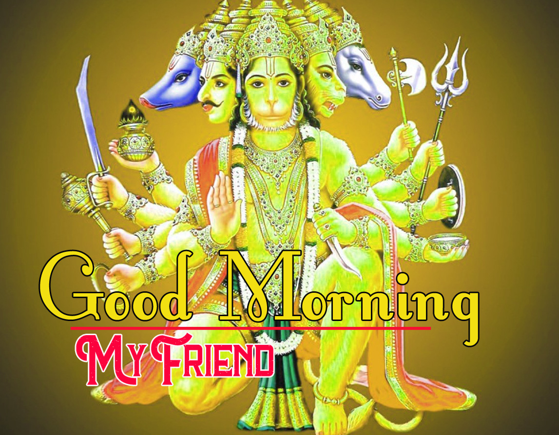 Happy Shubh Mangalwar Good Morning Images 5