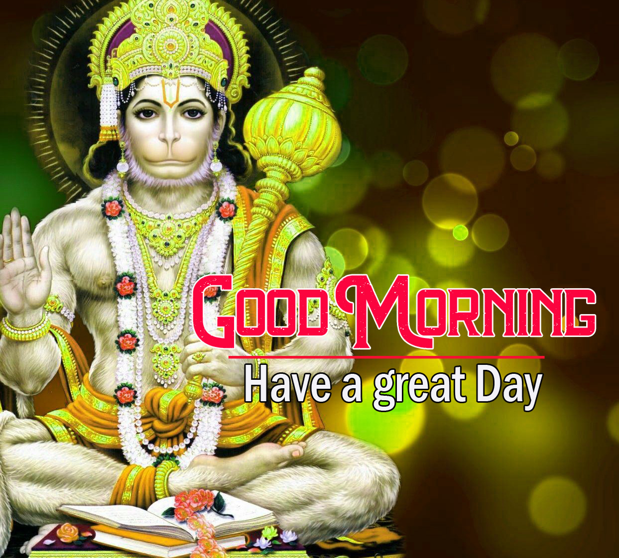 Happy Shubh Mangalwar Good Morning Images 6