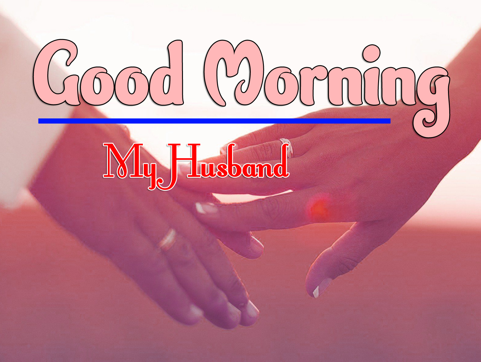 Sweet Romantic Husband Good Morning Pics Download
