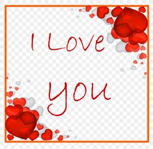 I love you Photo for friend