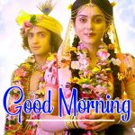 Radha Krishna Good Morning Images 12
