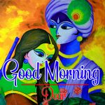 Radha Krishna Good Morning Images 21