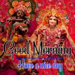 Radha Krishna Good Morning Images 34