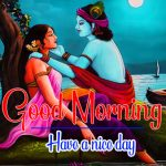 Radha Krishna Good Morning Images 35
