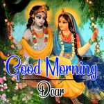 Radha Krishna Good Morning Images 36
