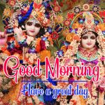 Radha Krishna Good Morning Images 37