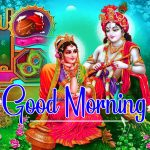 Radha Krishna Good Morning Images 39