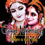 Radha Krishna Good Morning Images 43