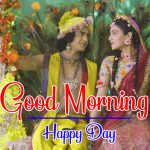 Radha Krishna Good Morning Images 47