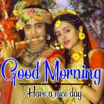 Radha Krishna Good Morning Images 48