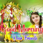 Radha Krishna Good Morning Images 49