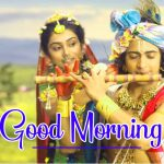 Radha Krishna Good Morning Images 5