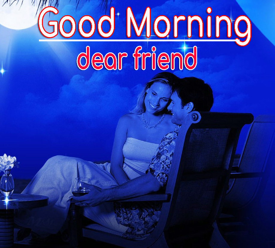 Romantic Good Morning Images HD Pics photo for Friend