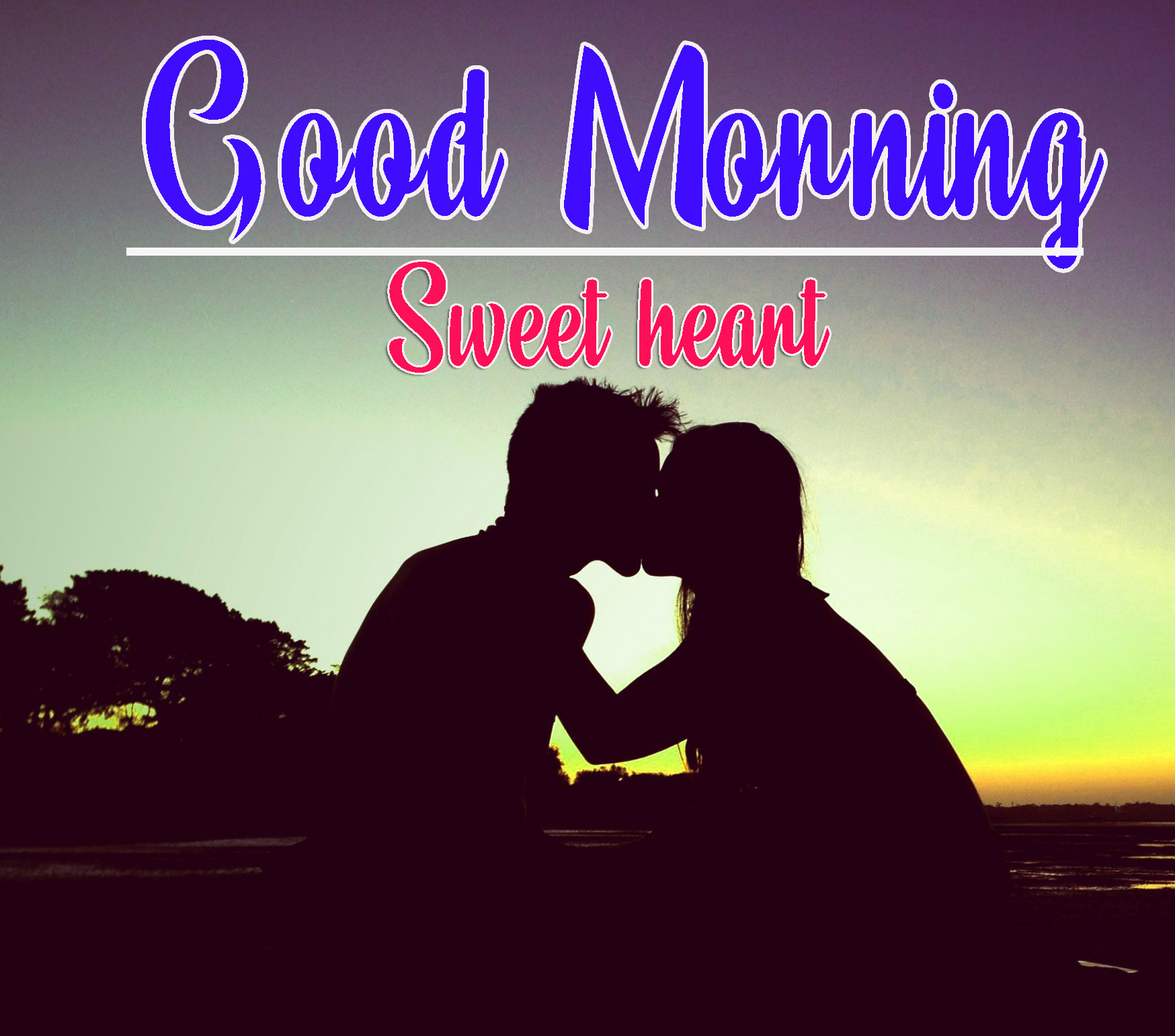 Romantic Good Morning Wallpaper Free Download