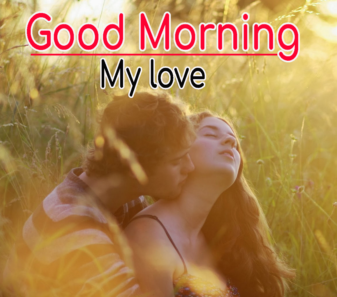 Romantic Good Morning Images HD Wallpaper for Whatsapp