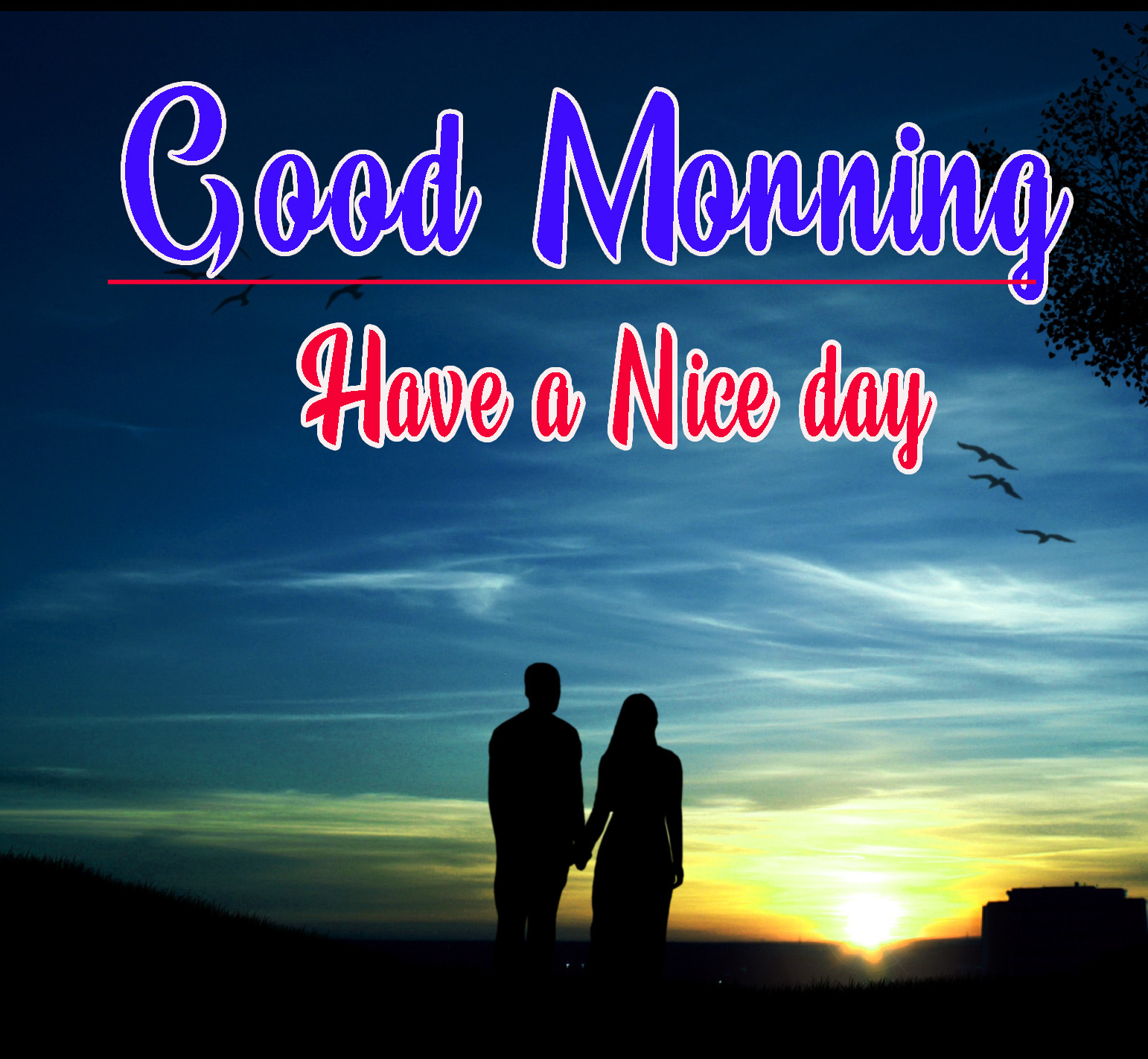 Romantic Good Morning Wallpaper Download