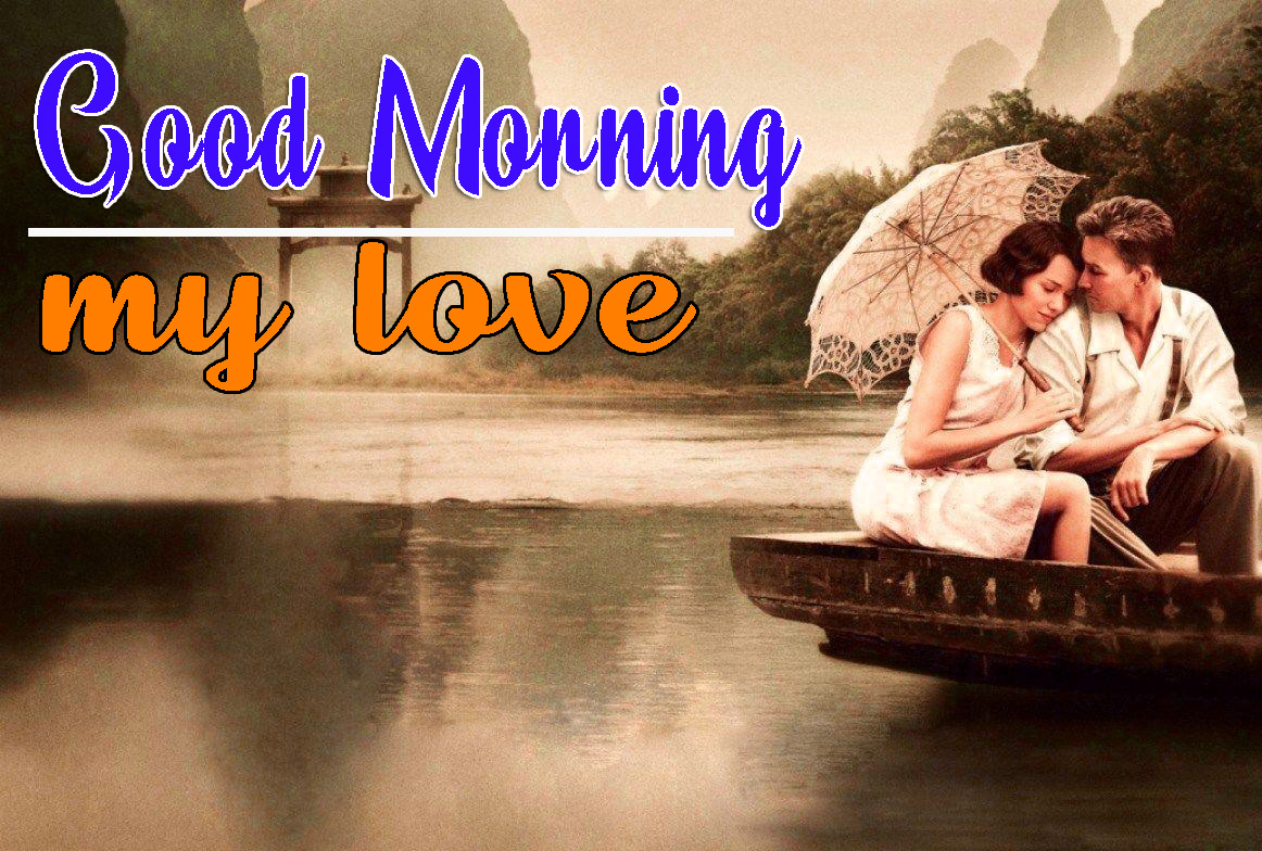 Top Romantic Good Morning Pics Images Download