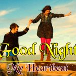 Romantic Good Night Images Wallpaper With Love Couple