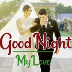 Romantic Good Night Images For Wedding Couple