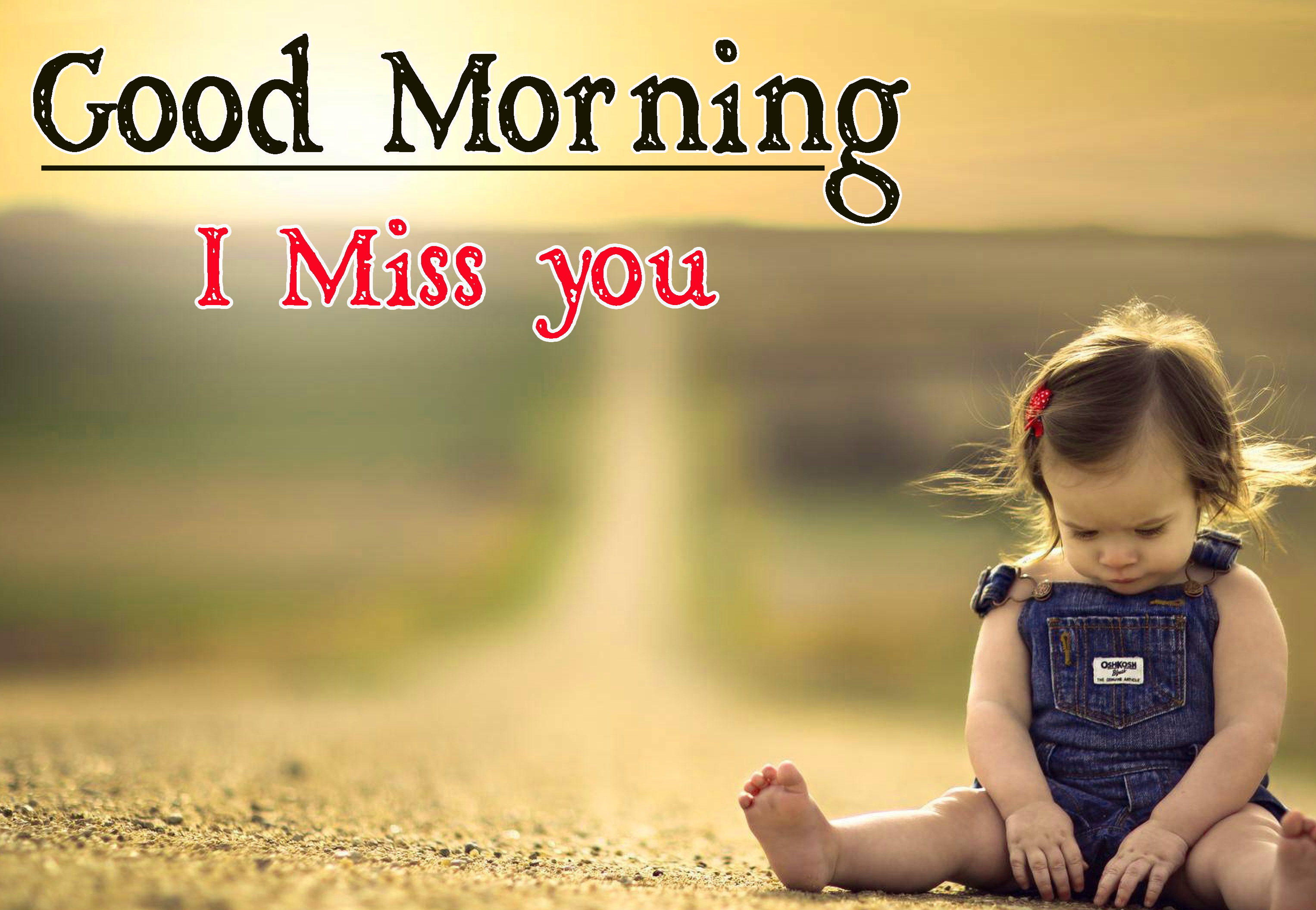 Very Good Morning Images With Cute Baby