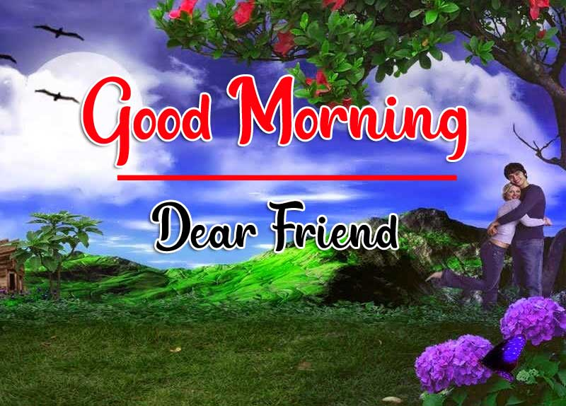 Beautiful Good Morning Wallpaper 2