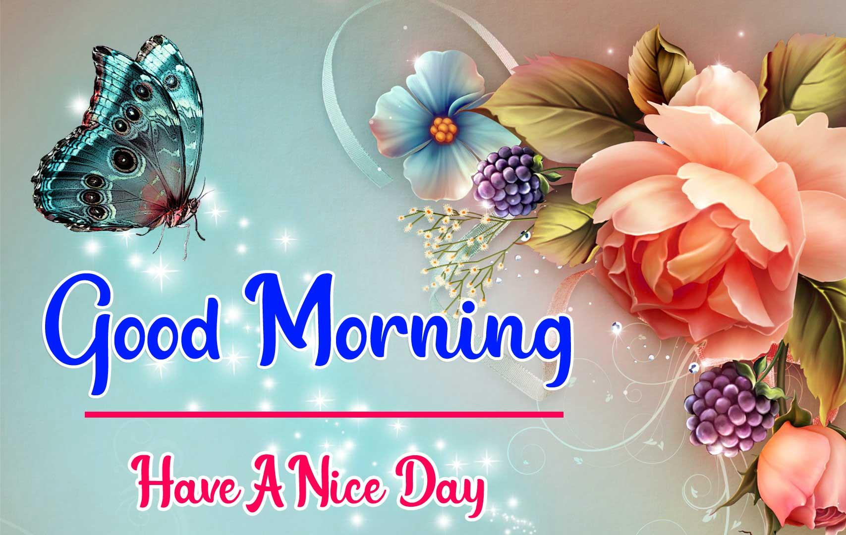 Beautiful Good Morning Wallpaper 99