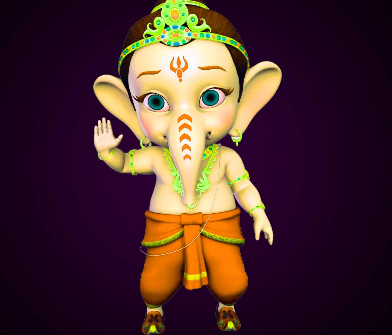 Best New Lord Ganesha Images HD 1080p Pics Download