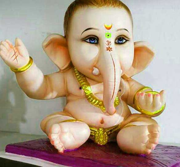 Lord Ganesha Images HD 1080p Wallpaper Free