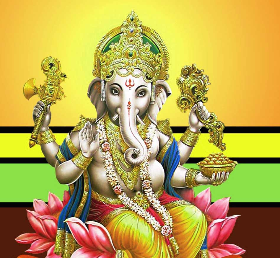 Lord Ganesha Images HD 1080p Photo Download