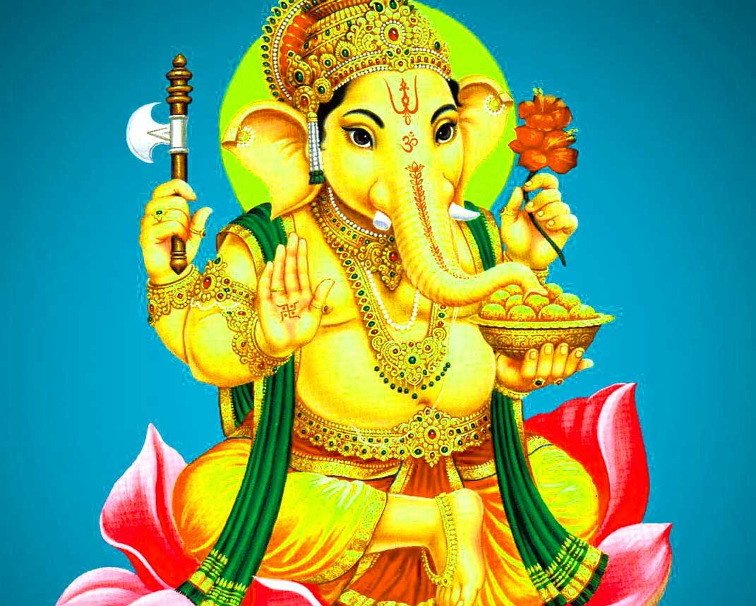 Lord Ganesha Images HD 1080p Pics Pictures for Facebook