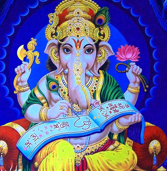 Lord Ganesha Images HD 1080p Pics Download for Whatsapp