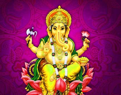 Latest Free Hindu God Ganesha Images Pics Download