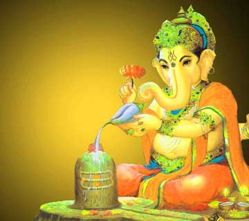 Hindu God Ganesha Images Photo Download Free