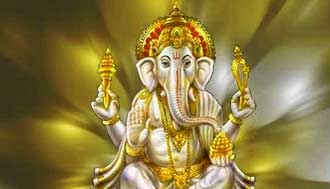 Hindu God Ganesha Images Photo for Facebook