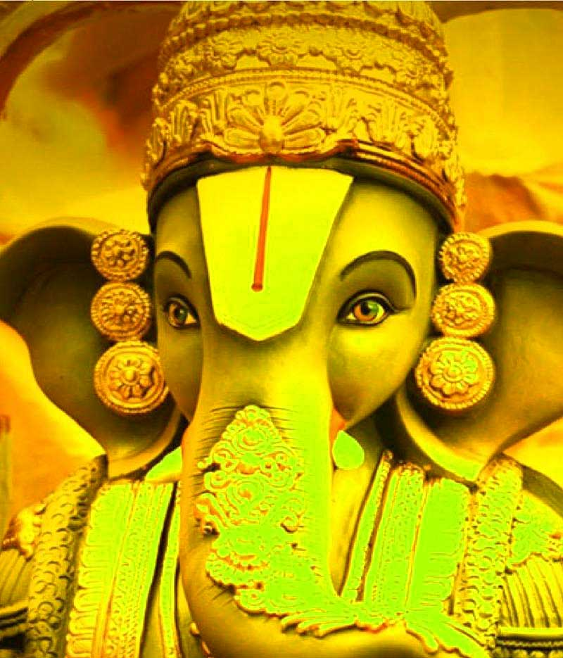 Best Quality Hindu God Ganesha Images Pics Download