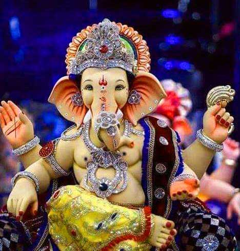 Lord Ganesha Images HD 1080p Photo for Facebook