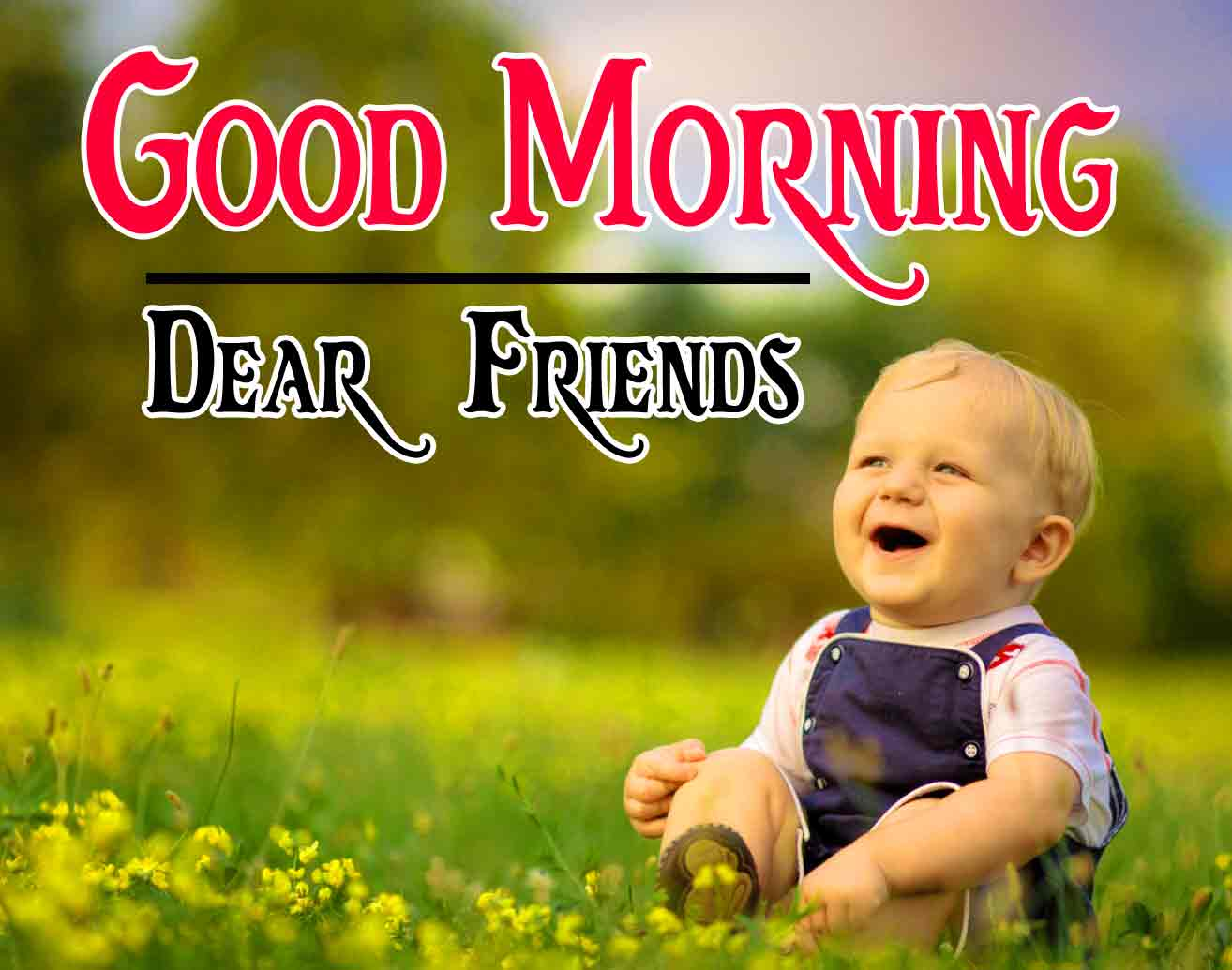Cute Baby Good Morning 4k HD Images HD Pics Download