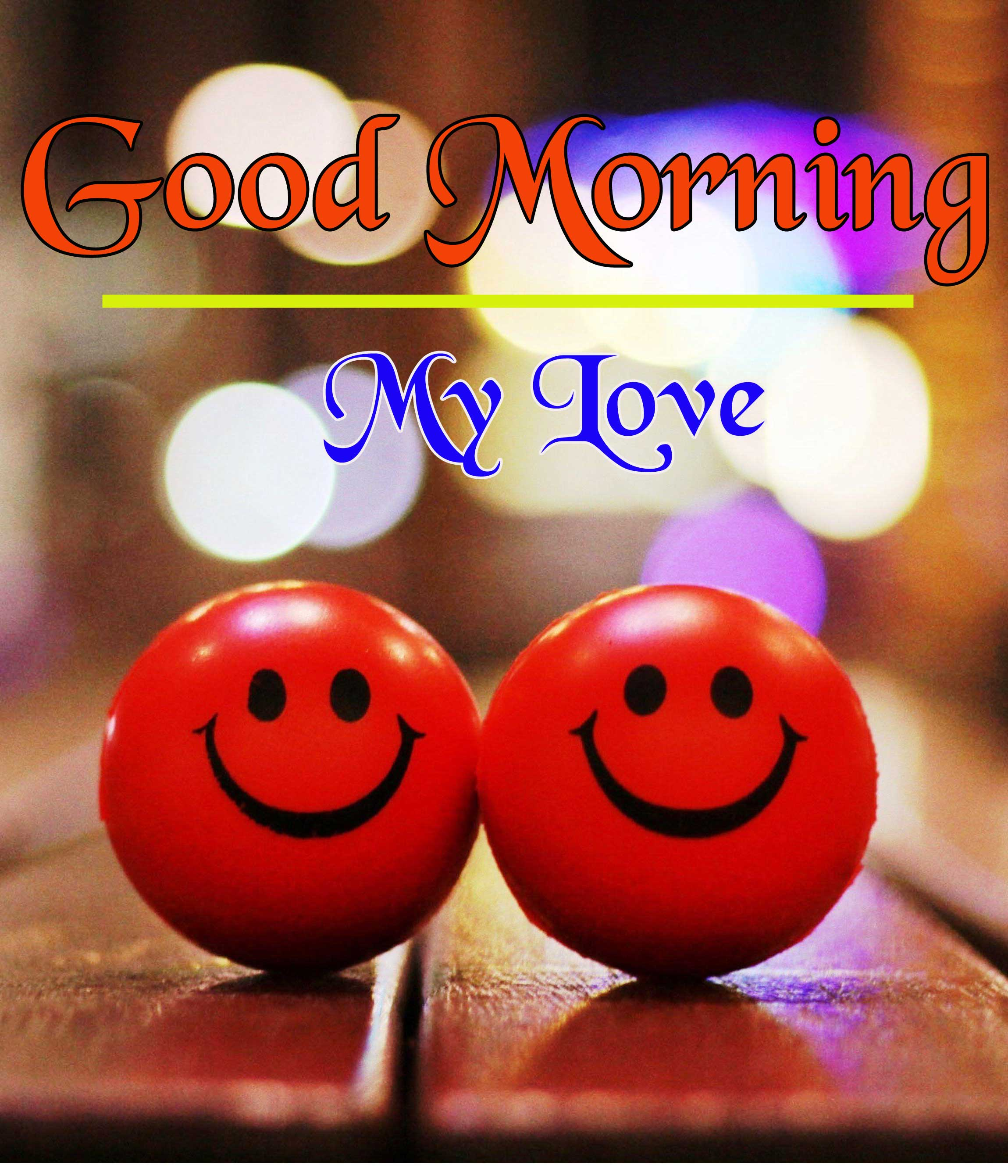 Lover / Couple Beautiful HD Good Morning Images Download