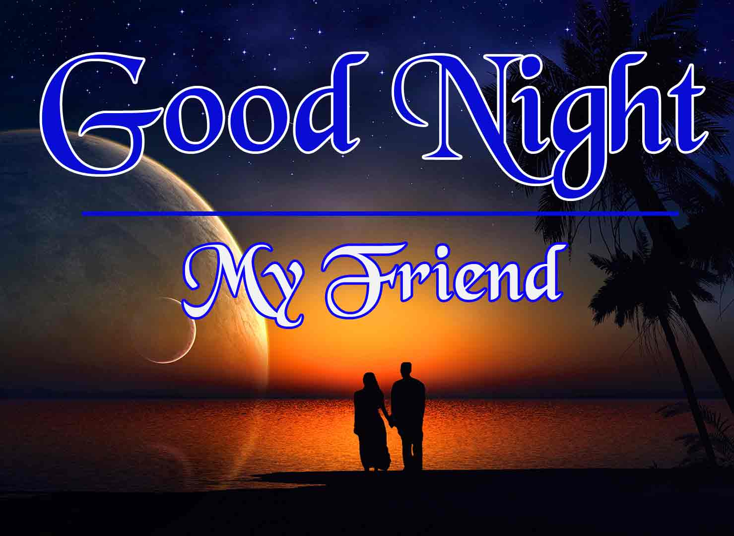Good Night Wallpaper Free Download
