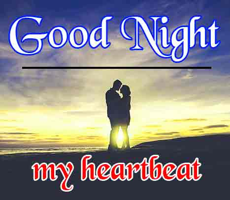 Free Romantic Love Couple Good Night Wallpaper Pics Download