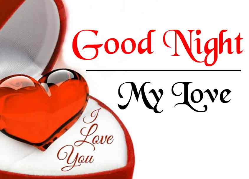 Sweet Couple Good Night Wallpaper Images Download